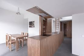 Attic Kitchen A Small Apartment Revamp In Bucharest By Ahaa