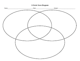 How To Create Venn Diagram In Word Diagrams In Excel 4 Circle Diagram Template Word Doc For Free Create