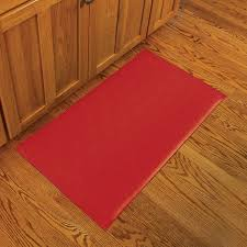 Soft Kitchen Floor Mats Red Kitchen Mats