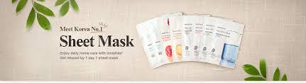 korean sheet masks innis pick innisfree