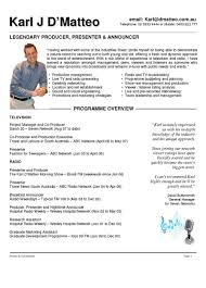 production manager sample resume product management resume best production manager sample resume presenter resume examples templates presenter resume examples