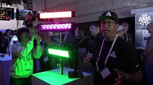 Barbizon Lighting Nyc Quasar Science Double Rainbow Cine Gear 2019 Coloured Led Tube