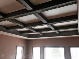 coffered ceiling pictures fake wood ideas cc 5 driftwood country home decor home decorators