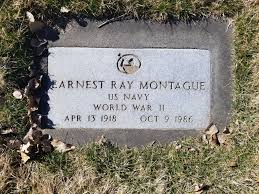 "Earnest Ray ""Ernie"" Montague (1918-1986) - Find A Grave Memorial"