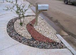 mailbox landscaping with culvert.  Culvert Mailbox Landscaping Designs Adorable Ideas  Landscape Design Photos To With Culvert T