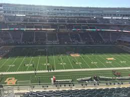 Mclane Stadium Section 325 Rateyourseats Com