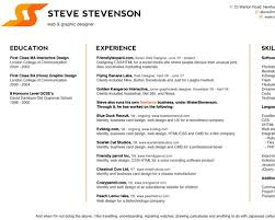 Resumes By Design Delectable Web Designer Resume Sahabatsehat