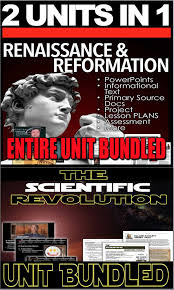 best ideas about scientific revolution teaching renaissance scientific revolution unit bundled 2 units in 1