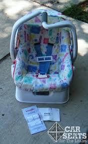 expired evenflo infant seat