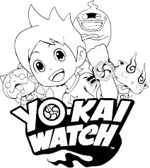 Coloringpages4kids.com has taken the time to gather this great collection of yo kai watch coloring pages.maybe you have noticed your kids are instantly interested in a coloring page? Yo Kai Watch Coloring Pages Coloring Home