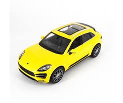 <b>Радиоуправляемая машина Rastar Porsche</b> Macan Turbo Yellow 1 ...
