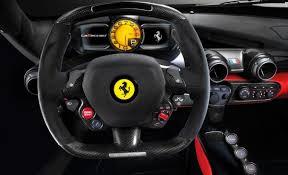 Ferrari Laferrari Interior  E