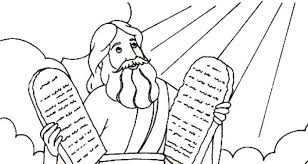 Small Picture 10 commandments coloring pages Coloring Pages Ideas