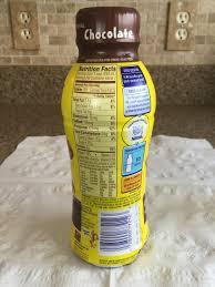 nestle nesquik low fat chocolate milk side 1