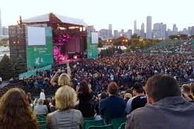 First Merit Bank Pavilion Seating Chart Renovation Of Concert Venue At Northerly Island Aims To