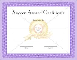 soccer awards templates outstanding soccer certificate template adornment resume ideas