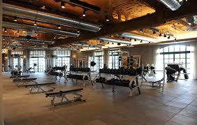 Fitness Club Design