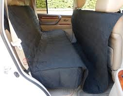 car seat cover for pets black