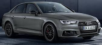 audi a4 2018 model. perfect model new audi a4 is back in black a striking new black edition specification  for the throughout audi a4 2018 model d