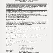 Career Focus On Resumes Resume Career Objective For Student Valid Resume Career Objectives