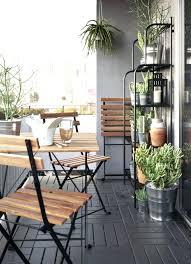 apartment patio furniture. Balcony Patio Ideas Furniture Idea Medium Size Of Small Elegant  Stylish Apartment Garden