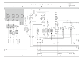 repair guides overall electrical wiring diagram 2006 overall multiplex communication system 2006