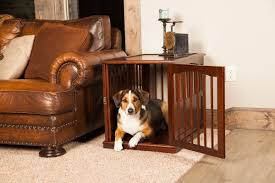 dog crates furniture style. amazoncom primetime petz end table kennel large walnut pet supplies dog crates furniture style