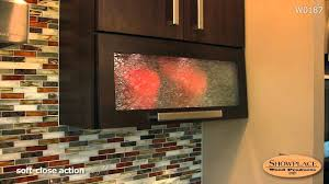 Horizontal Kitchen Wall Cabinets Horizontal Wall Cabinet Showplace Kitchen Convenience