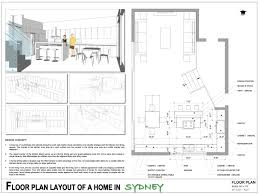 Layout Of Kitchen Garden House Shop Floor Plans