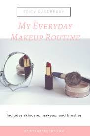 take a look at my everyday makeup routine that includes high end and makeup