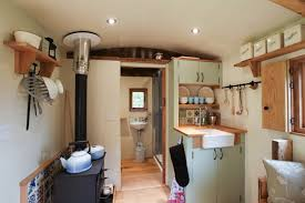 Small Picture Simple Luxury in a Tiny Shepherds Hut Bracken Hut at Hesleyside