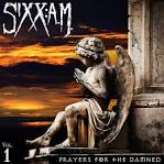 Prayers for the Damned album by Sixx: A.M.