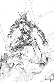 Catman redesign sketch by brent booth still baffled and bemused that catman has yet to make an appearance in the new 52