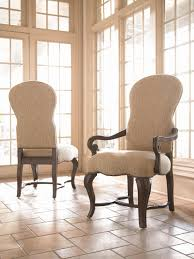 upholstered dining chairs with arms awesome sloping arm dining chair high back upholstered dining room chair