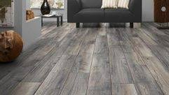 Interior Varnished Grey Laminate Flooring With Blue Walls Also Grey Laminate  Flooring Filler from 5