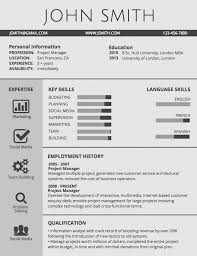 Infographic Resume Templates 18 Template Psd Docx Free Download Word