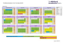 Term Dates 2018-2019 - GES