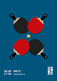 Design Table Tennis Joola Outdoor Table Tennis Table Event Poster Design