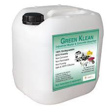 green klean concrete mortar dissolver 15 litres