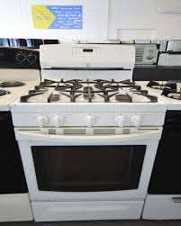 kenmore gas range. kenmore 5.0 cu. ft. freestanding gas range w/ convection (white) - ss appliance repair