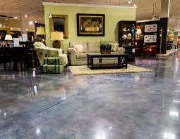 Furniture Fair Cincinnati Concrete Polishing