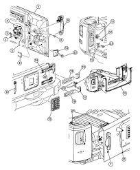 97 jeep wrangler parts fresh 97 jeep wrangler body diagram imageresizertool