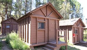 Image result for wood cabin yellowstone