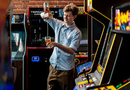 palace arcade bar manager tom kearney