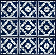 Colonial Patterns Enchanting Colonial 48 Traditional Mexican Tile Latin Accents