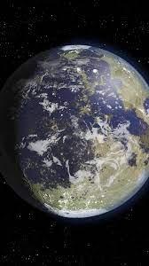 Moon 4K Wallpaper, Earth, Atmosphere ...