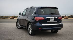 2015 Infiniti Qx80 Review This Full Size Soft Roader Doesn