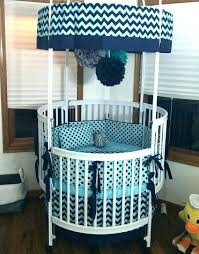 round crib round crib bedding sets aqua navy round crib bedding set by girl crib bedding round crib