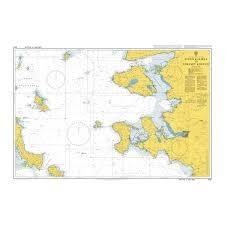 Steno Chart Admiralty Chart 1087 Steno Kafirea To Edremit Korfezi