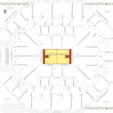 Sap Center Seating Chart Concert Msg Seating Chart Concert Topsportnews Site